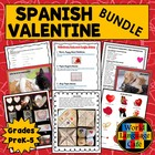 Spanish Valentine's Day Lesson Plan for Preschool, Element