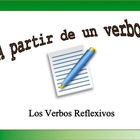 Spanish Verb Form Practice with Sentences: Reflexive Verbs