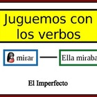 Spanish Verb Form Writing Practice Activity: Imperfect