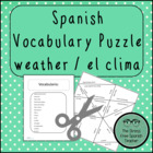 Spanish Weather Vocabulary, Magic Squares Puzzle