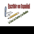 Spanish Writing Activity : House, Room, Furntiure Vocab and Adj