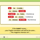 Spanish e-Grammar What Nouns Do: Introduction to Subjects