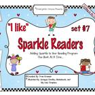 Sparkle Readers (Set #7)