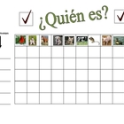 Speaking Activity with Animals in Spanish- Involves Entire Class