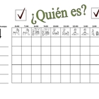 Speaking Activity with Present Tense in Spanish- For  Enti