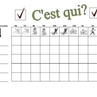 Speaking Activity with Reflexive Verbs in French - For  En