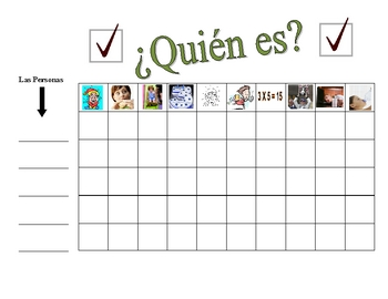 Speaking Activity with Tener Expressions in Spanish- For E