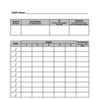 Special Education Data Sheets (Basic Data)