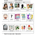 Speech Homework Note Preschool
