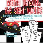 Speeding Through the Sight Words: A Tool to Teach and Asse
