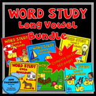 Spelling Units Long Vowel Bundle