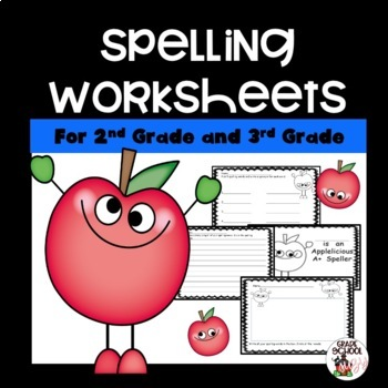 http://www.teacherspayteachers.com/Product/Spelling-Worksheets-785340
