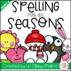 Spelling for All Seasons {Part Two}