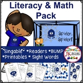 Spider Fun! Spider, Spider! Shared Reading & MORE! {CCSS}