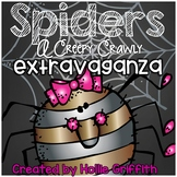 Spiders: A Creepy Crawly Extravaganza