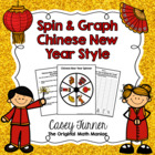 Spin & Graph: Chinese New Year (Bar Graph, Tally Chart, Li