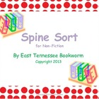 Spine Sort Non-fiction