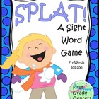 Splat!  A Sight Word Game: Fry Words 101-200