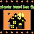Spooktacular Haunted House Glyph