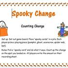 Spooky Change! (Halloween Coin Counting Game)