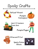 Spooky Halloween Crafts for All Ages