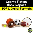 Sports Fiction Reading Assignment Book Report