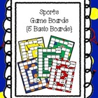 Sports Game Boards