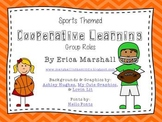 Sports Themed Cooperative Learning Groups