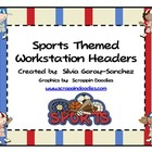 Sports Workstation Headers