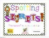 "Spotting ""Secrets!"" The SECRET STORIES Digraphs: th, sh, c"