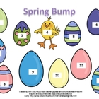 Spring Addition Bump Games (Set of 4)