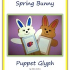 Spring Bunny Puppet Glyph