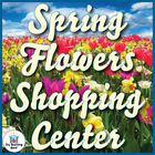 Spring Flower Shopping~Money Counting/Making Change Math Center