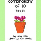Spring Flowers Combinations of 10 Book