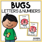 Spring I Have, Who Has ABC's & 123's