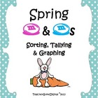 Spring M&M Sorting, Tallying & Graphing Center