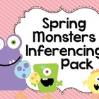 Spring Monsters Inferencing Pack
