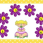 Spring Preschool Math Games 1-12