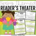 Spring Reader's Theater Stories (2-3 Characters)
