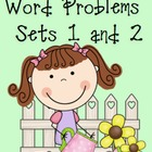 Spring Review Word Problems Sets 1 and 2