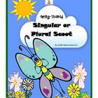 Spring Singular and Plural Scoot Quiz Cards