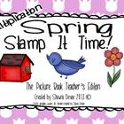 Spring Stamp It Time! - Multiplication