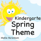 Spring Theme Unit (Kindergarten)