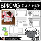 Spring Unit { Spring is in the Air } Common Core/ELA/MATH/CENTERS