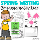 Spring Writing for Second Graders