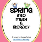 Spring into Math & Literacy!