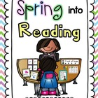 Interactive Guided Reading Story Cards (Spring Edition)
