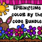 Springtime Color by the Code Bundle