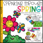 Sprinkling Through Spring -Spring Inspired Word Work, Read