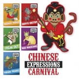 SquidForBrains Chinese Expressions Carnival: culture idiom